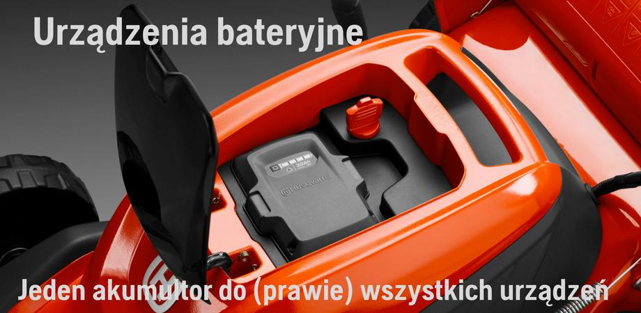 Urządzenia bateryjne