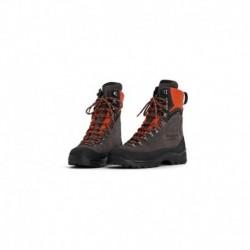 Ochronne buty skórzane z ochroną przed przecięciem Technical 24m / s