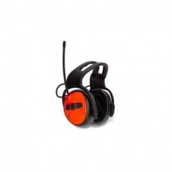 Ochronniki słuchu z radiem FM w headband