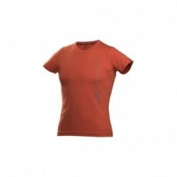 Damska, pomarańczowa koszulka Explorer