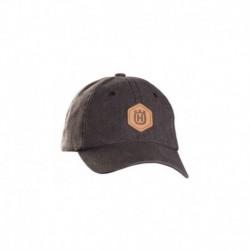 Grafitowa czapka Xplorer z logo