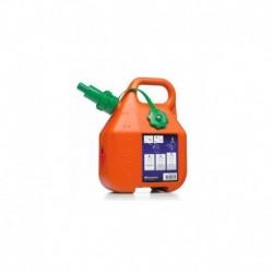 Kanister o pojemności pomarańczowy 6 L
