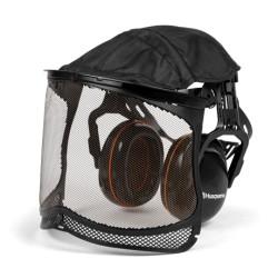 Ochronniki słuchu z osłoną twarzy Ultra Vision